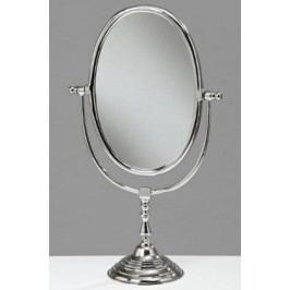 Zrcadlo otočné stříbrné