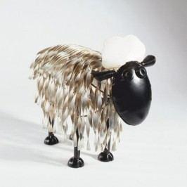 Kovová ovečka 54x35x47cm