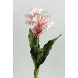 Květina růžová 20x78cm