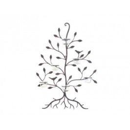 Svícen strom kov 62x44x7cm