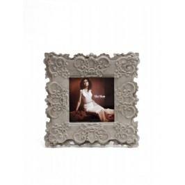 Fotorámeček zdobený 18x18cm