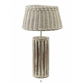 Lampa z proutí Provedení: A