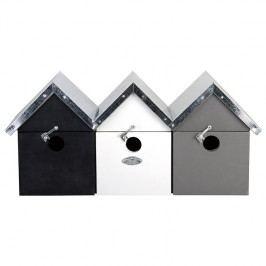 Trojbudka pro Vrabce obecného 50x16,5x22,5cm