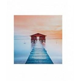 Obraz moře plátno 60x60cm II