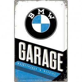 Plechová cedule BMW Garage 40x60 cm Rozměry: 40x60 cm