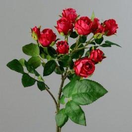 Růže jedenáct květů 76cm Barva: červená