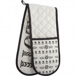 Creative Tops Dvojitá kuchyňská rukavice s poutkem Stir It Up 90x18cm