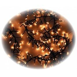 LED osvětlení vánoční ježek 1120 světel teplá bílá 10m