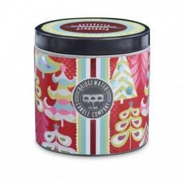 Bridgewater Candle Company Svíčka vonná merry morning v dóze winter funderland vánoční 100h