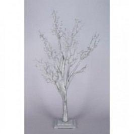 Strom glitr Barva: stříbrná