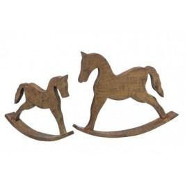 Houpací kůň Cavallo 34cm