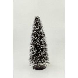 Strom 10LED dřevo hnědý 15x40cm