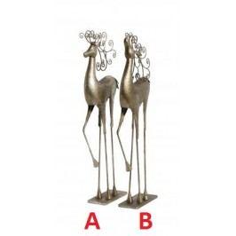 Jelen stříbrný Velikost: větší, Provedení: B