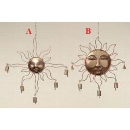 Slunce se zvonky kov Provedení: A