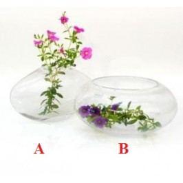 Váza Tondo sklo Provedení: B