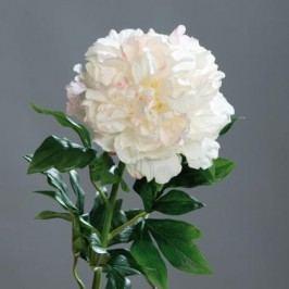 Umělá květina pivoňka 76cm Barva: světle růžová