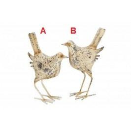 Ptáček creme 25cm Provedení: B