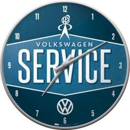 Hodiny nástěnné Volkswagen Service