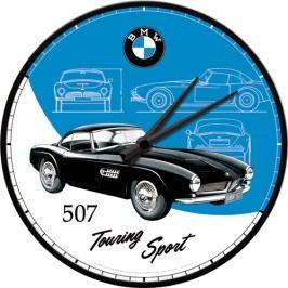 Hodiny nástěnné BMW 507 Touring Sport
