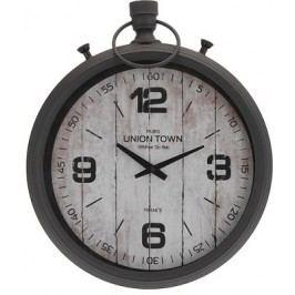 Nástěnné hodiny UNION TOWN 40cm Provedení: A