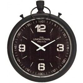 Nástěnné hodiny UNION TOWN 40cm Provedení: B