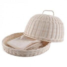 Ratanová chlebovka kruh