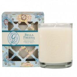 Greenleaf Vonná svíčka Bella Freesia v dárkové krabičce