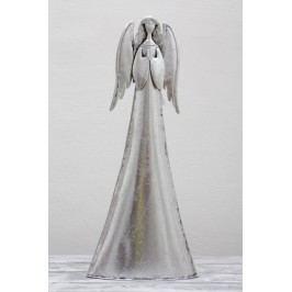 Anděl plechový Velikost: menší