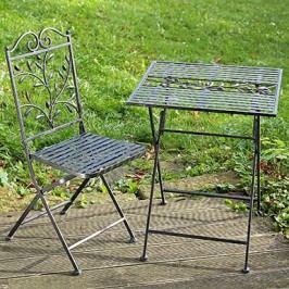 Židle kov Toscana set 2ks