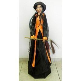 Čarodějnice s hudbou 120cm