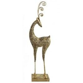 Harasim Sob dekorativní zlatý 34cm Provedení: B