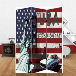 Paravan fotopotisk Amerika Provedení: A
