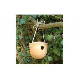 DENK Keramik Ptačí budka | Pro střízlíka | CeraNatur | 18x14cm DKZKH