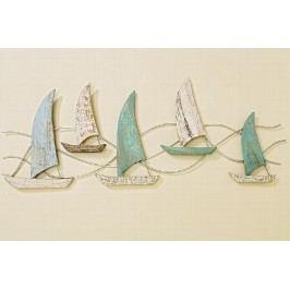 Nástěnná dekorace plachetnice
