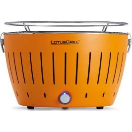 Gril na dřevěné uhlí LotusGrill Oranžový, 3.7kg