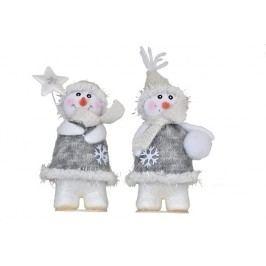 Harasim Vánoční figurka | sněhulák HR112261