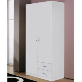 Case, 91 cm, bílá