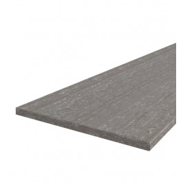 APL 260 cm, tmavě šedý travertin