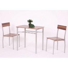 Asko jídelní set s židličkami a stolem