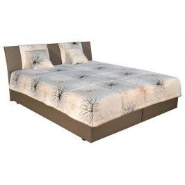 Čalouněná dvoulůžková postel Asko VARIO 180x200