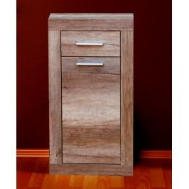 Botník AS-49 dekor dub