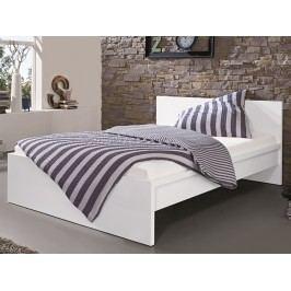 Moderní jednolůžková postel MALMÖ 90x200