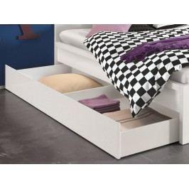 Praktická manželská postel MALMÖ 50-150-17