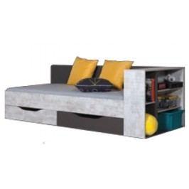 Jednolůžková postel TABLO TA12A 90x200