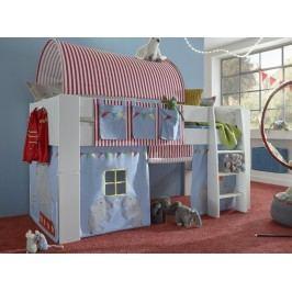 Dětská patrová postel FOR KIDS 6242/56