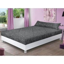Stylová manželská postel EDITH 140x200