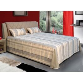 Luxusní manželská postel VIRGINIA 180x200