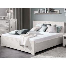 Venkovská manželská postel ATIK typ P180  180x200