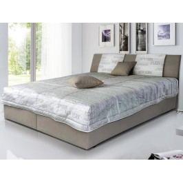 Komfortní manželská postel ASTANA 180x200
