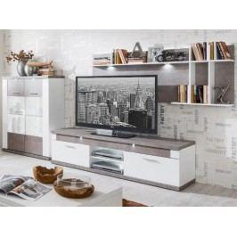Moderní obývací stěna CARACAS 2 kombi 21